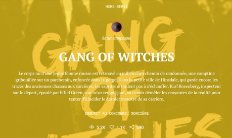 Gang of witches